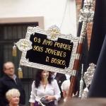 """""""Os amo porque sois jóvenes"""", Don Bosco"""