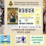 LOTERIA HERMANDAD SALESIANA